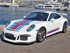 Porsche 911 TYPE 991 GT3 PDK 476 CV MARTINI RACING Occasion