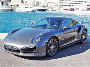 Porsche 911 TYPE 991 TURBO PDK 520 CV - MONACO Vendu