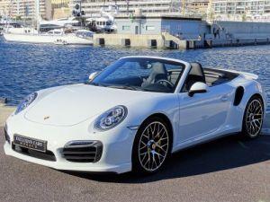 Porsche 911 TYPE 991 TURBO S CABRIOLET PDK 560 CV Vendu