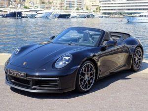 Porsche 911  TYPE 992 CARRERA 4S CABRIOLET PDK 450 CV - MONACO Vendu