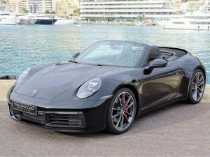 Porsche 911 TYPE 992 CARRERA 4S CABRIOLET PDK 450 CV NEUF !! - MONACO Leasing