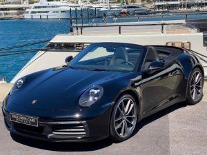 Porsche 911 TYPE 992 CARRERA CABRIOLET 385 CV PDK - MONACO Vendu