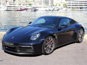 Porsche 911 TYPE 992 CARRERA S 450 CV PDK - MONACO Vendu