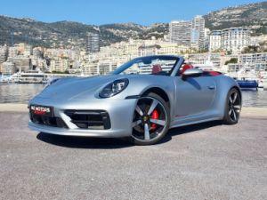 Porsche 911 TYPE 992 S CABRIOLET 450 CV PDK Vendu