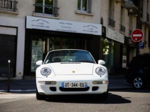 Porsche 911 TYPE 993 (993) 3.6 CARRERA S TIPTRONIC Vendu