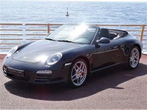 Porsche 911 TYPE 997 CARRERA 4S CABRIOLET PDK 385 CV Vendu
