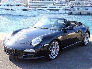 Porsche 911 TYPE 997 CARRERA 4S CABRIOLET PDK 385 CV - MONACO Vendu