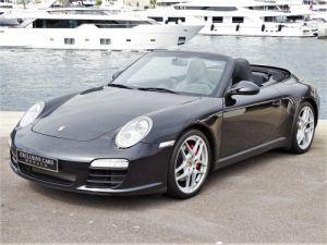 Porsche 911 TYPE 997 CARRERA S CABRIOLET PDK 385 CV - MONACO Occasion