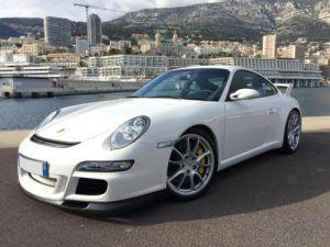 Porsche 911 Type 997 GT3  415 cv - MONACO Vendu