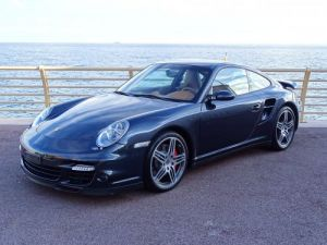 Porsche 911 Type 997 TURBO COUPE 480 CV - MONACO Vendu