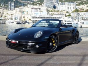 Porsche 911 TYPE 997 TURBO S CABRIOLET 530 CV PDK Vendu