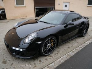 Porsche 991 (2) 911 Turbo S, Toit pano, ACC, Lift, Aerokit Occasion