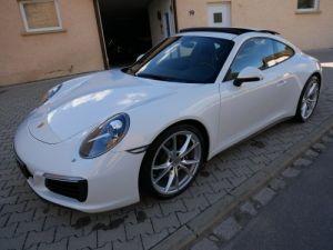 Porsche 991 911 Carrera 4 PDK 370, PDLS, Échappement Sport, Sièges Sport Plus Occasion