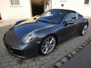 Porsche 991 911 Targa 4S PDK 420, Chrono, LED, Caméra Occasion
