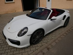 Porsche 991 911 Turbo Cabriolet Occasion