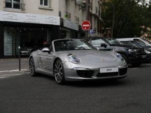 Porsche 991 991 CARRERA S 3.8 400CV CABRIOLET Vendu