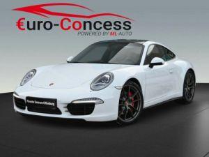 Porsche 991 Carrera 4S PDK 400cv Occasion