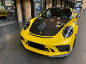 Porsche 991 GT3 RS PACK WEISSACH Occasion