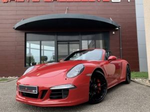 Porsche 991 PORSCHE 911 type 991 CARRERA GTS CABRIOLET 430 cv PDK Occasion