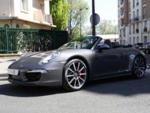 Porsche 991 PORSCHE 991 CARRERA 4S CABRIOLET 59700KMS PDK 400CV Occasion