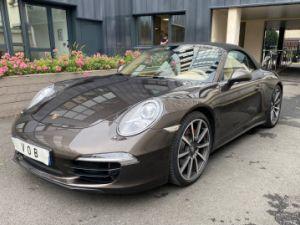Porsche 991 PORSCHE 991 CARRERA 4S CABRIOLET PDK 3.8 400CV 52000 KMS Occasion