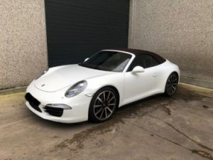 Porsche 991 PORSCHE 991 CARRERA 4S PDK CABRIOLET Vendu