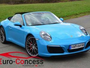 Porsche 991 Porsche 991 Carrera S PDK Cabrio 420cv Occasion
