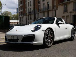 Porsche 991 PORSCHE 991 TARGA 4S PDK MK2 3.0 420CV/ 20000 KMS /SUPERBE Occasion
