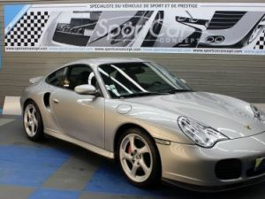 Porsche 996 3.6l TURBO tiptronic