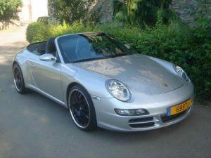 Porsche 997 3.8 355 ch 4S Cabriolet Occasion