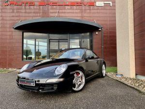 Porsche 997 911 type 997 CARRERA 4S COUPE FULL OPTIONS Occasion