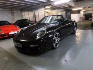 Porsche 997 CABRIOLET 3.6 480 TURBO Vendu
