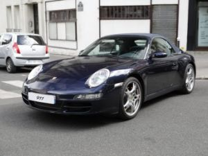 Porsche 997 CARRERA S 3.8 355CV CABRIOLET Occasion