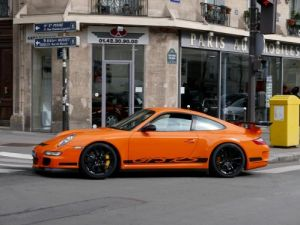 Porsche 997 GT3 RS 415 Orange verni Occasion - 4