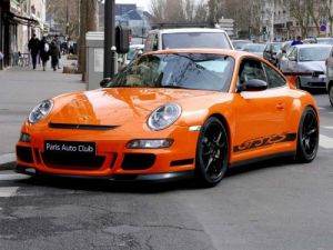 Porsche 997 GT3 RS 415 Orange verni Occasion - 1