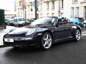 Porsche 997 PORSCHE 997 CARRERA 4 CABRIOLET PSE 1ERE MAIN Vendu