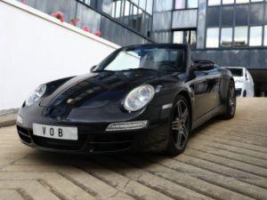 Porsche 997 PORSCHE 997 CARRERA 4S CABRIOLET BVM / CHRONO SUPERBE Vendu
