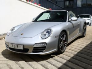 Porsche 997 PORSCHE 997 CARRERA 4S PDK CABRIOLET 3.8 385CV / FULL /PSE/ CHRONO / APPROVED 06:2022 Occasion