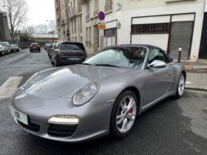 Porsche 997 PORSCHE 997 CARRERA CABRIOLET PDK 3.6 345cv 60000KMS SUPERBE Vendu