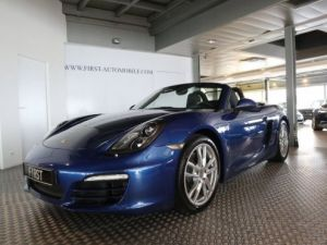 Porsche Boxster 981 2.7 265CH PDK Occasion