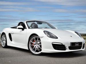 Porsche Boxster (981) 3.4 310 S PDK SUPERBE OPTIONS +++ ETAT CONCOURS Vendu