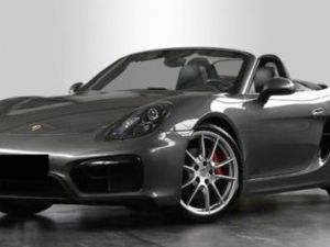 Porsche Boxster 981 3.4 330CH GTS Occasion