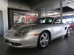 Porsche Boxster 986 2.7 BV6 Occasion