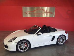 Porsche Boxster S Vendu