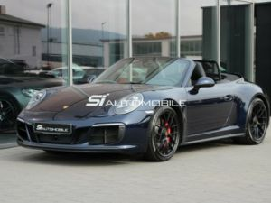 Porsche Carrera GT Porsche 911 991 Carrera 4 GTS Cabriolet / 1 ere main / 18000Kms / Occasion