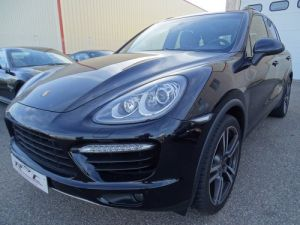 Porsche Cayenne II Turbo 4,8L V8 500CH / FULL OPTIONS Occasion