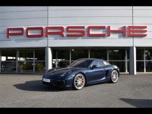 Porsche Cayman 3.4 340ch GTS PDK Occasion