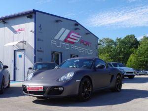 Porsche Cayman 3.4 S 320cv MAT EDITION Occasion