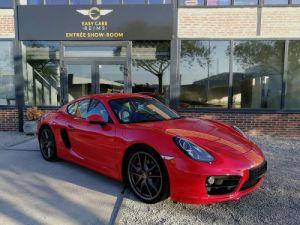 Porsche Cayman 981 3.4 325CH S PDK Occasion