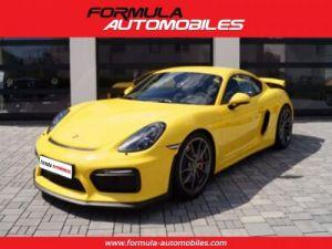 Porsche Cayman 981 3.8 385CH GT4 Occasion